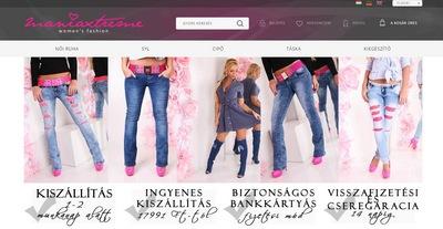 A maniaxtreme női ruha webáruház a legújabb divattrendeknek megfelelően, elérhető áron kínál fiatalos női ruházatot. Divatos termékeink között női ruha, női pulóver, női felső, női nadrág, leggings - cicanadrág, női táska, kiegészítők, cipők egyaránt megtalálhatóak.